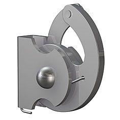 Artiteq Anti-Diebstahlhaken 4x4 mm 100 kg