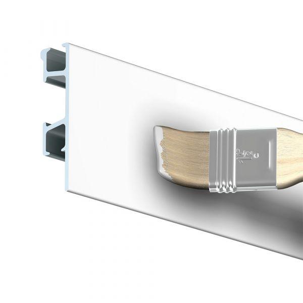 Artiteq - Click Rail Pro weiß primer 300 cm
