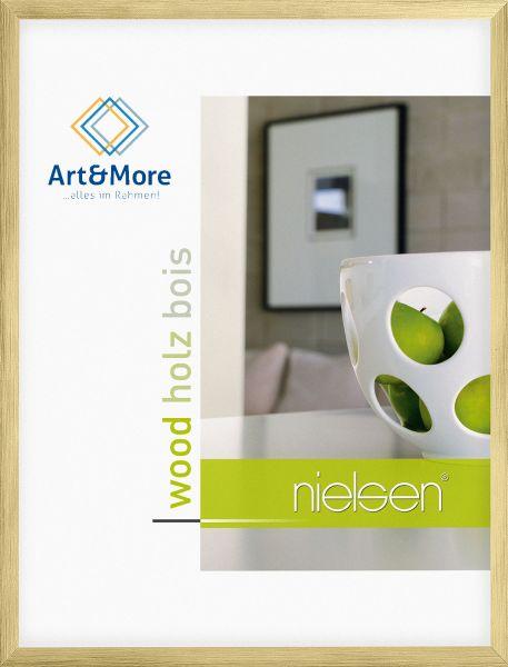 Holz-Bilderrahmen Nielsen Essential in Gold