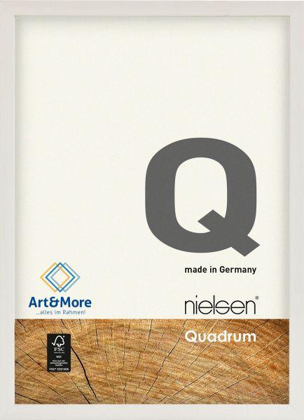 Fotorahmen Holz Nielsen Quadrum in Weiß