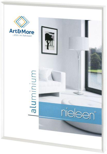 Fotorahmen Nielsen Pixel in Weiß glänzend