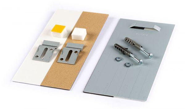 Spiegelbefestigung L2 bis 1,6 m², 24 kg Plus-Set