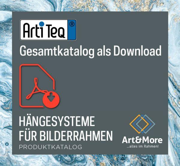 Produktkatalog Artiteq Download - Gesamtsortiment