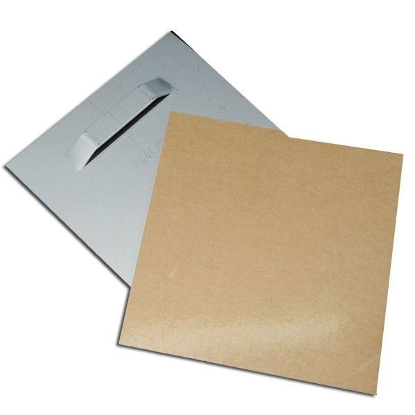 Spiegelblech bis 3 kg, 70 x 70 mm, selbstklebend