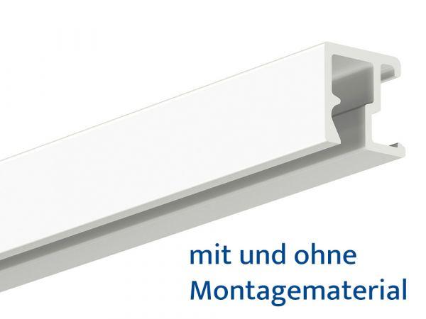 Galerieschiene Contour Rail in Weiß