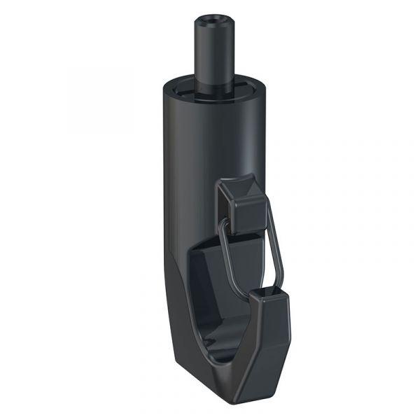 Artiteq - Stahldrahthaken auto-grip 1,2 mm ST01BL