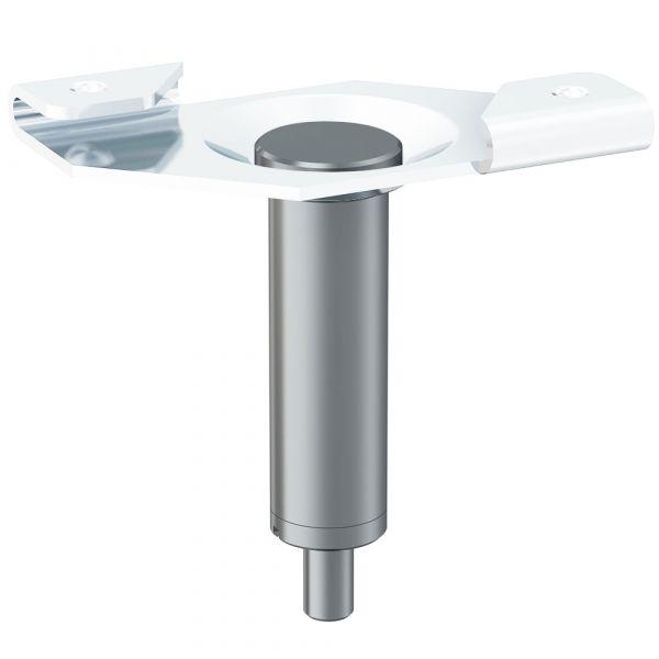 Systemdecken-Aufhänger mit Stahlseilspanner