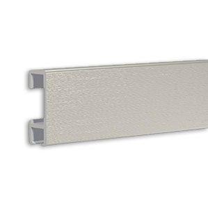 Galerieschiene Standard-Profil silber