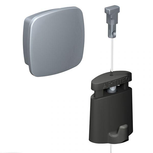 Artiteq - Set Uniq-Hänger Twister 1 mm Perlon