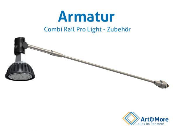 70 cm Lampenarm für Combi Rail Pro Light