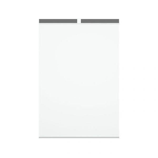 Smart Pocket Einschub-Acryltasche A4 für Wandschiene