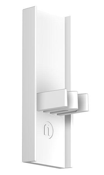Endkappe Galerieschiene Newly R30 PROFESSIONELL in Weiß