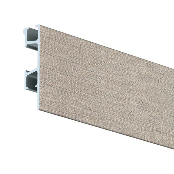 Artiteq - Click Rail Pro Alu gebürstet 200 cm