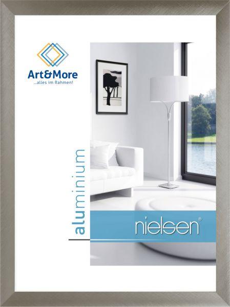 Bilderrahmen Nielsen Cambio in Florentiner Silber