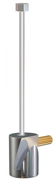 Artiteq Aufhänge-Set Gleiter 2 mm Perlon 150 cm 5 kg