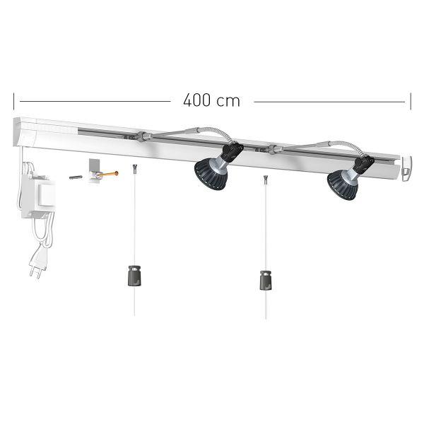 Artiteq - All-In-One Kit Combi Pro Light LED 4 m
