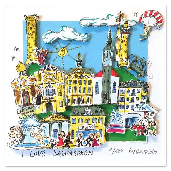 """Paolo Randazzo """"I Love Baden-Baden"""""""