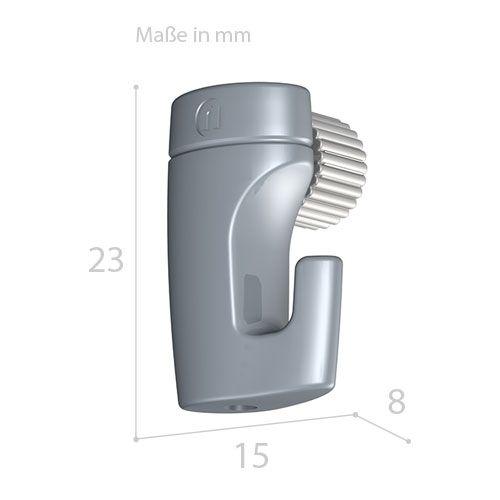 Bilderhaken Newly H50 für Bilderseile Tragkraft 5 kg
