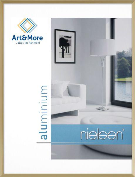 Bilderrahmen Nielsen Pixel in Gold