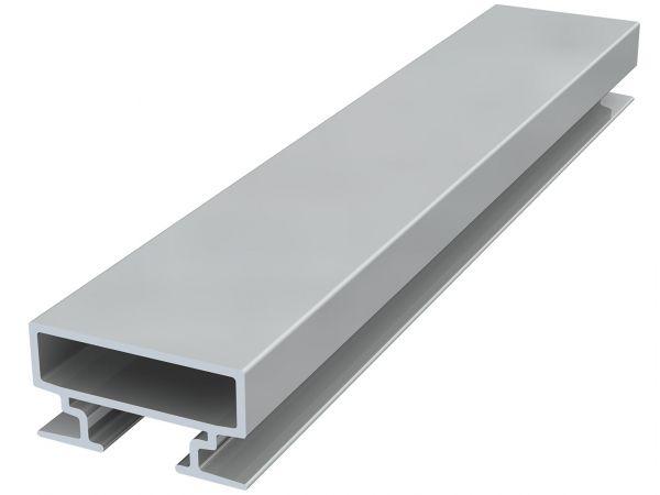 Artiteq - Back Frame Rail 15 mm 300 cm silber eloxiert