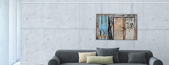 Bilderschienen Set 16 m in SILBER Bilderschiene inklusive Zubehör Klassik