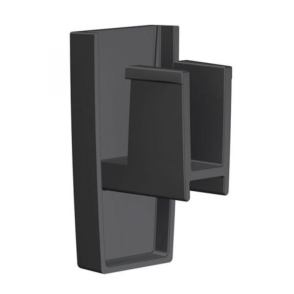 Artiteq - Endkappe Xpo Rail schwarz