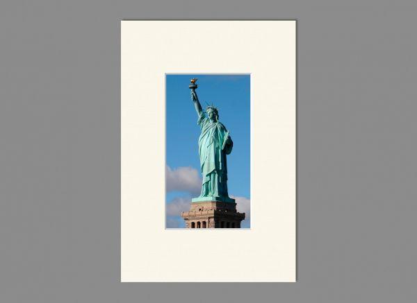Passepartout 10x15 cm | Bildgröße 5x9 cm