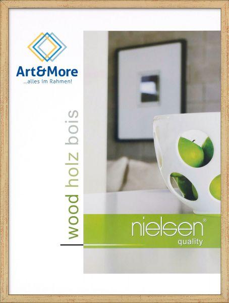 Holz Fotorahmen Nielsen Zoom in Gold