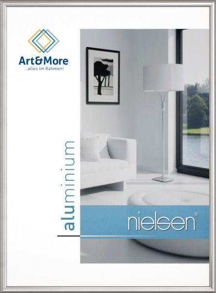 Bilderrahmen Nielsen Classic in Silber