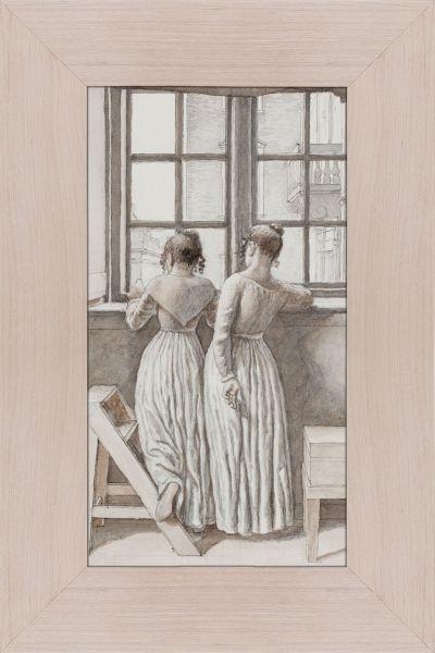 Spagl Holz-Bilderrahmen Pia #1