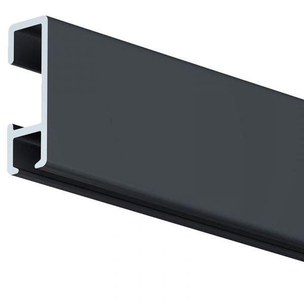 Artiteq - Click Rail schwarz strukturiert 300 cm