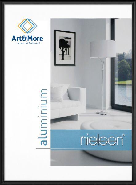 Bilderrahmen Nielsen Classic in Eloxal Schwarz