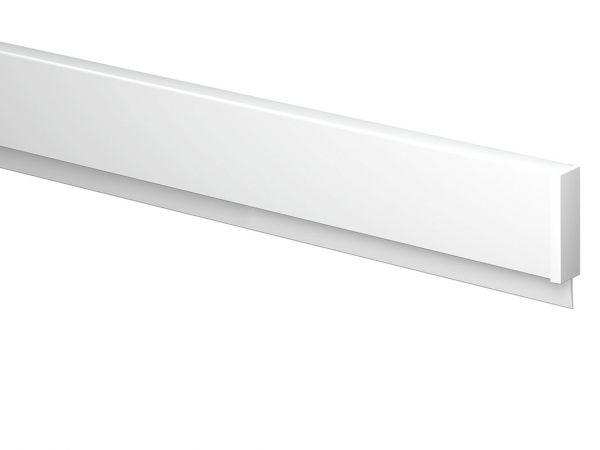 Artiteq - Info Rail weiß 300 cm