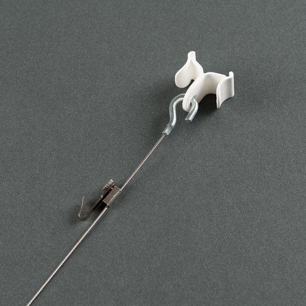 Klemmaufhänger Basic für Rasterdecken und Systemdecken, Detail