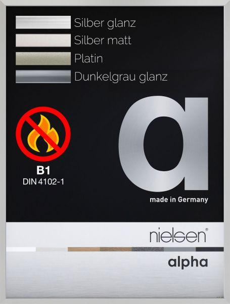 Brandschutzrahmen Nielsen Alpha B1, Farbpalette