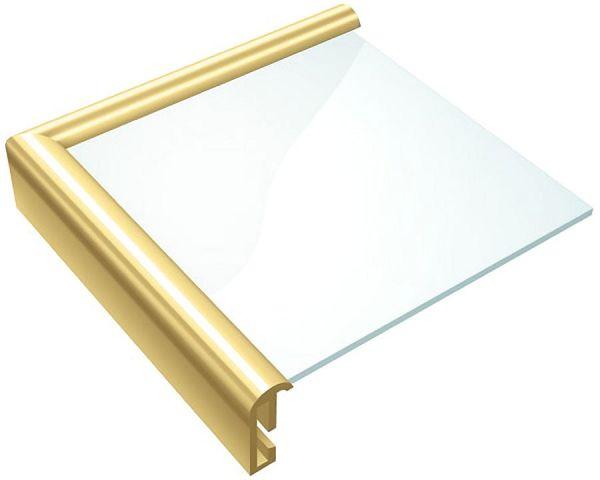 Roggenkamp Alu-Bilderrahmen Profil-R Gold