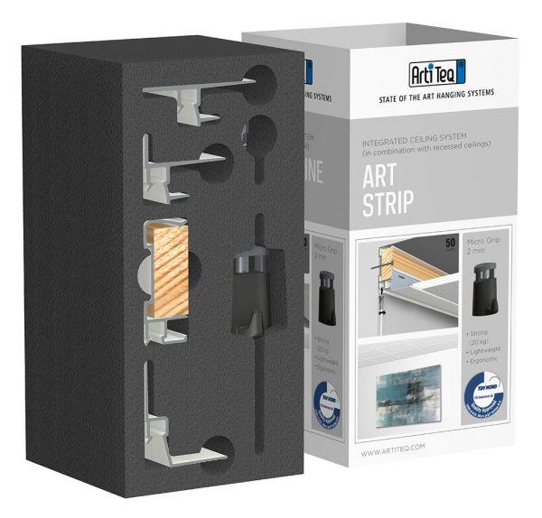 Artiteq - Sample Kit integrierte Deckensysteme