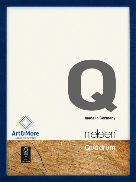 Fotorahmen Holz Nielsen Quadrum in Blau