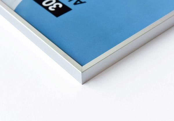 Nielsen Accent Alu-Bilderrahmen in Silber matt