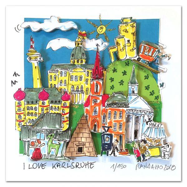 "Paolo Randazzo ""I Love Karlsruhe"""