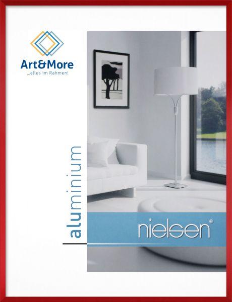 Bilderrahmen Nielsen Pixel in Tornado Rot