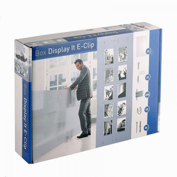Artiteq - Box Display-It E-Clip