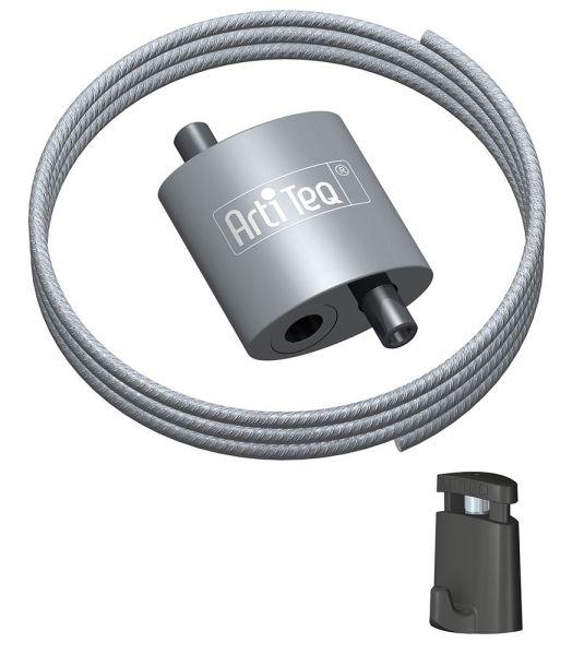 Artiteq - Set Loop-Hänger mit Micro Grip