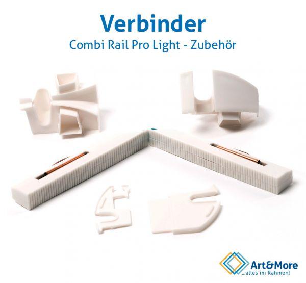 Verbinder für Combi Rail Pro Light Bilderschienen