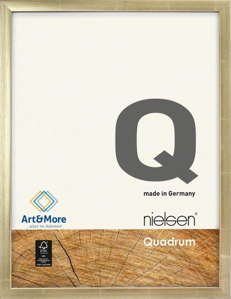 Fotorahmen Holz Nielsen Quadrum in Gold