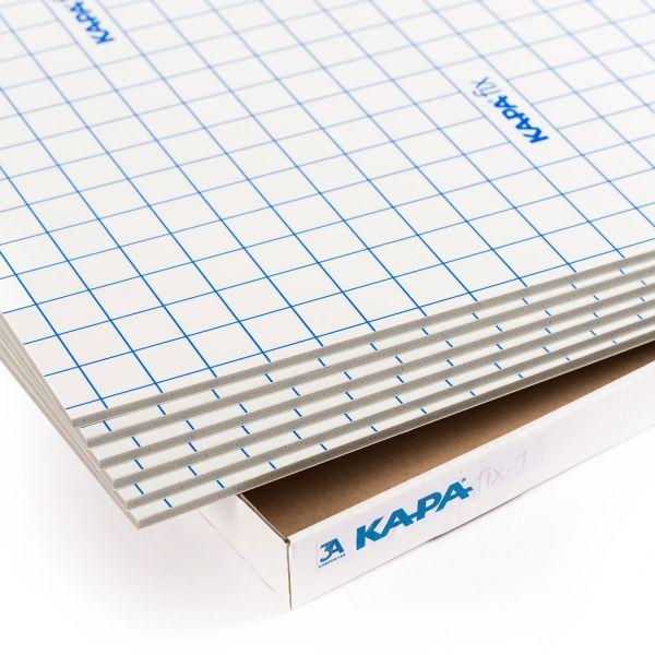 KAPA-fix, DIN A3 Box mit 6 selbstklebenden Platten