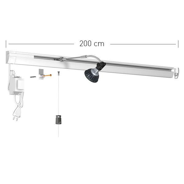 Artiteq - All-In-One Kit Combi Pro Light LED 2 m