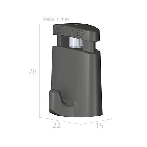 bilderhaken micro grip mit 20 kg tragkraft f r bilderschienen seile. Black Bedroom Furniture Sets. Home Design Ideas