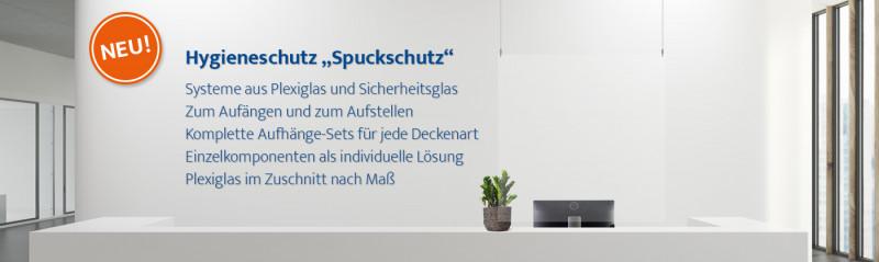"""Hygieneschutz """"Spuckschutz"""""""