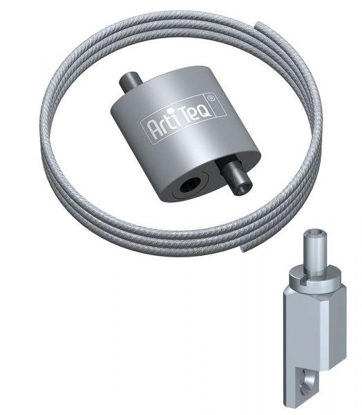 Artiteq - Set Loop-Hänger mit Rahmenhaken